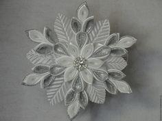 Купить Новогодняя снежинка. - Новый Год, Праздник, подарок, украшение, украшения ручной работы