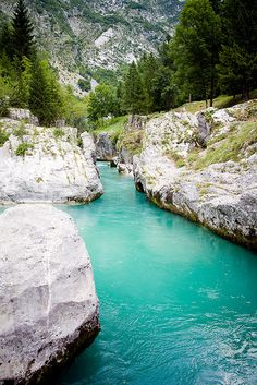 Soca - Slovenia