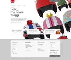 Egg Helmets: divertenti caschi bici personalizzabili per bambini! - Sfizzy
