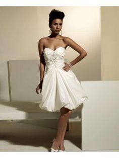 Schatz Hochzeitskleid Taft
