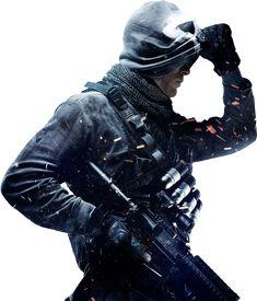 Call of Duty Ghosts - Render 3 By Ashish Kumar
