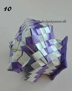 Lilla vase Diy Wallet, Weaving, Handmade, Accessories, Art, Candy, Vases, Crafts, Tags