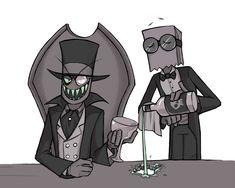 Villainous book of pictures - Evil 121 Cartoon Network, Cartoon Games, Cartoon Characters, Dr Flug, Hat Organization, Villainous Cartoon, Beautiful Series, Fanart, Cartoon Crossovers