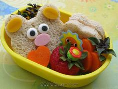 kids en eten on pinterest funny food sandwiches and angry birds. Black Bedroom Furniture Sets. Home Design Ideas