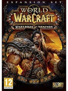 $15.67 World of Warcraft: Warlords of Draenor PC/Mac