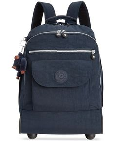 2086a8bccf Kipling Sanaa Large Rolling Backpack Handbags   Accessories - Macy s
