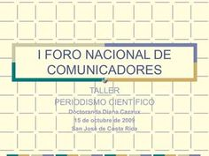 Taller de periodismo científico Costa, Periodic Table, Books, Highlights, Journaling, Atelier, Journals, Periotic Table, Libros