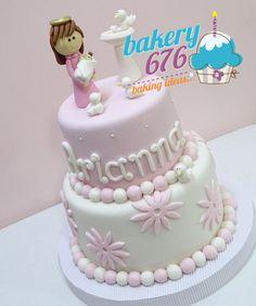 #baptismcake #bakery676cake #bakery676