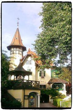 Die Villa Verdin