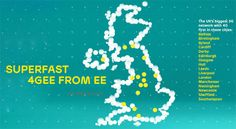 EE brings first 4G LTE network to the UK