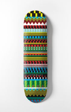 "IUTER x JART ""GRAFRICA"" Skateboard  . prints should be past the point of balance & integrity, instead tipping their possibilty, the eyes aching on some worth it in the long run when you consider how much you miss print in a moment 1ne month & a year from this pinning."