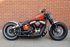 Bobber Inspiration - Bobbers and Custom Motorcycles October 2012