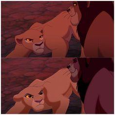 Kiara And Kovu, Lion King Drawings, Warrior Names, Disney Ships, Lion King 2, Panda Art, Lily Pond, Love Movie, Original Movie