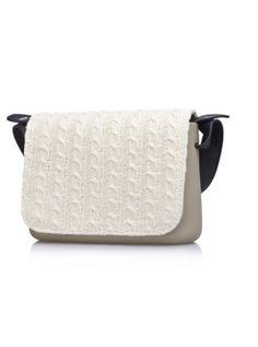 o pocket con lana naturale