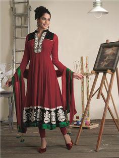 @b3moda Indian Dresses, Indian Outfits, Ghagra Choli, Trendy Collection, Anarkali, Salwar Kameez, Sari, Dresses With Sleeves, Plus Size