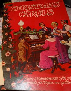 Check out this item in my Etsy shop https://www.etsy.com/listing/261119359/1964-christmas-carols-christmas-music-by