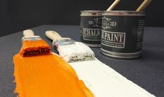 Kalkkimaali Kovan kulutuksen kohteissa, kuten lattioissa, tuoleissa ja pöytälevyissä, pinnan voi viimeistellä Vintro-sarjan vahalla tai lakalla. Seinillä ja katoissa kalkkimaali ei kaipaa pintakäsittelyä. Chalk Paint