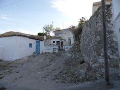 ONTÍGOLA (TOLEDO). Casas antiguas.