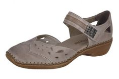 From dressy casual sandals to everyday walking shoes, we carry a range of women's summer sandals to suit any style. Check out the full Rieker summer collect Neutral Outfit, Walking Shoes, Bones, Taupe, Spring Summer, Wedges, Pumps, Ravenna, Sandals