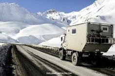 Unimog 2015 – Update einer Legende – EXPLORER