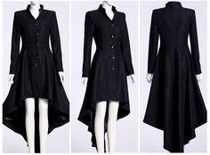 fashion tailcoat women - Google Search