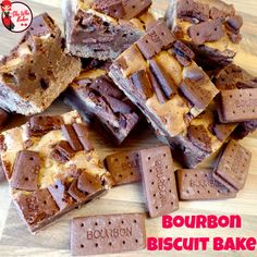 Bourbon biscuit bake recipe!