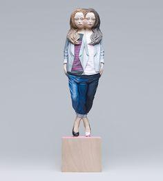 yoshitoshi-kanemaki-wooden-glitch-sculptures-designboom-02