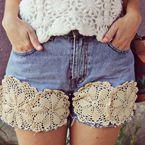 5 summer shorts diy