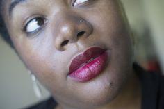ZOYA Maxwell lipstick