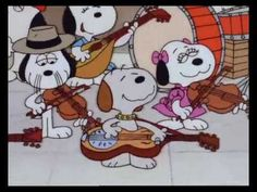 Snoopy with him brothers and sisters remasterized version HQ segunda parte del episodio la reunion de snoopy.... el audio esta en ingles pero el episodio es muy intuitivo, no se necesita que este en español...