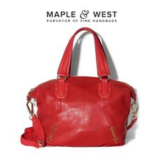 Maple & West Love red purses!!