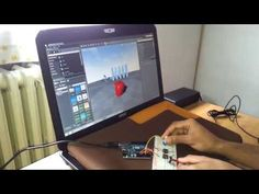 ▶ Unreal Engine 4 custom controller with Arduino UNO - YouTube