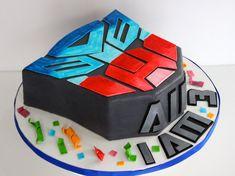 Celebrate with Cake!: Transformer Cake