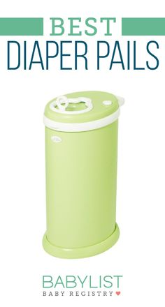 Dirty, smelly, less-than-nice diapers piling up? Here are the best diaper pails of the year - based on our own research + input from thousands of parents. There's no one must-have item for your nursery. Every family is different. Use this guide to help you figure out the best diaper pail for your family's needs and priorities.