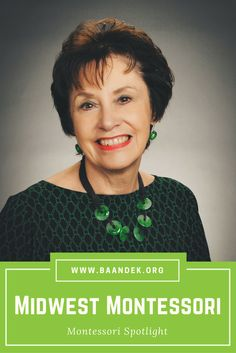 We are honored to Spotlight Dr. Joyce Pickering, President of American Montessori Society. Dr. Pickering is a pioneer, an advocate, a dedicated Montessorian with a passion for children and for Following the Child. In her own words, read her story here. #montessori #spotlight #interview