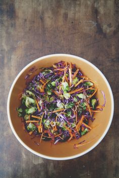 crispy brussels sprouts salad with sweet chili vinaigrette