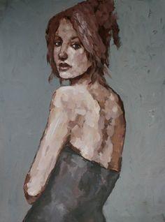 """Saatchi Online Artist Daniel Huot; Painting, """"M45 (SOLD)"""" #art"""