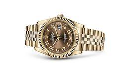 Rolex Datejust 36 Watch: 18 ct yellow gold - 116238  19,400