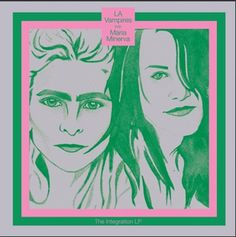 Album, Dance, Electronic, Experimental, Indie  LA VAMPIRES & MRIA MINERVA /THE INTEGRATION LP (2012)