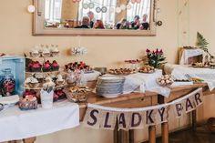 Jakým chybám se při plánování svatby vyhnout? | svatebniatlas.cz Candy Bar Wedding, Sweet Bar, Diy And Crafts