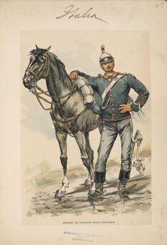 Index Italian Unification, Reunification, Italian Army, National History, New York Public Library, Reggio, Victorian Era, Warfare, 19th Century