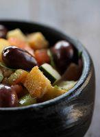 Cantinho Vegetariano: Salada da Taberna (vegana)