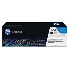 The HP CB540A printer cartridge is designed for use with HP Color LaserJet CP1215, CP1515, CP1518, and CM1312 printers. This ink toner comprises formulated ink that delivers fade-resistant and long lasting prints. It is designed to meet the needs of small scale businesses and home. It is one of the best laser toner cartridges available in the market.