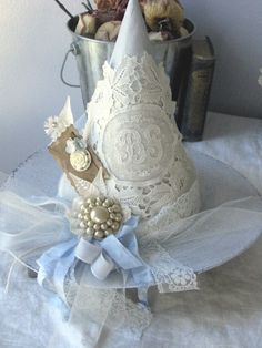 Romantic Good Witch's Hat-Halloween | Flickr - Photo Sharing!