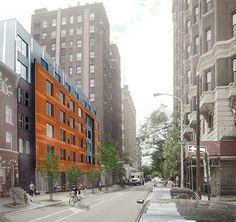 Honor Award: Built John C. Anderson Apartments by WRT - Wallace Roberts & Todd