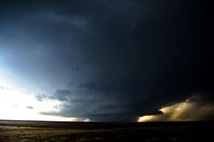 Texas Panhandle, Watching and Waiting.