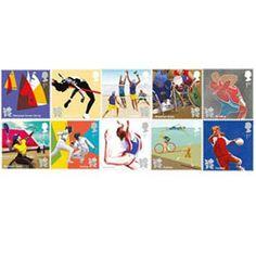 olympics royal mail 2012