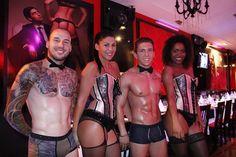 Bienvenue au lingerie Restaurant ! Un show exceptionnel avec la meilleure gatronomie de Porto.