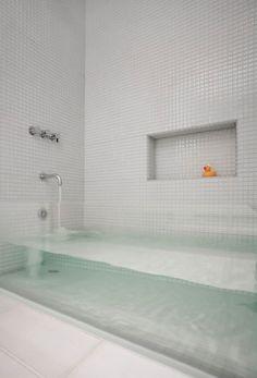 små badrum med badkar - Google Search