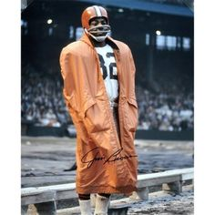 Greatest NFL RB of all time Jim Brown